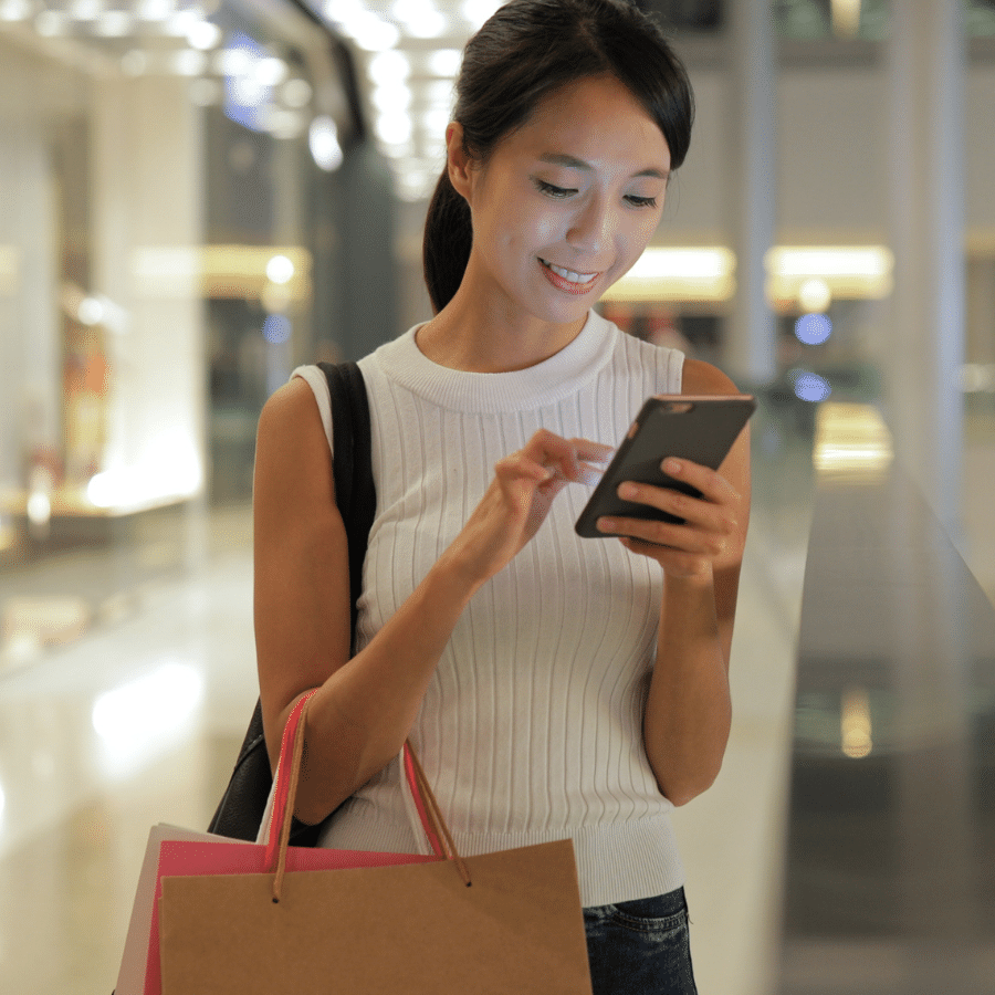 Group buying - Asian marketing